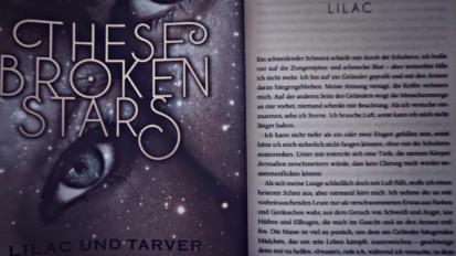 These Broken Stars – Jubilee und Flynn