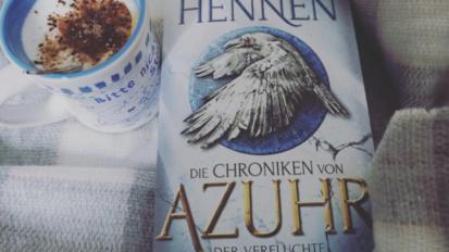 Die Chroniken von Azuhr – Der Verfluchte
