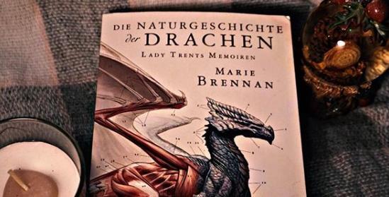 Die Naturgeschichte der Drachen – Marie Brennan