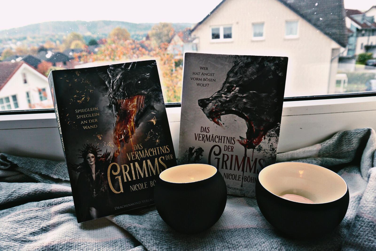 Das Vermächtnis der Grimms II – Nicole Böhm
