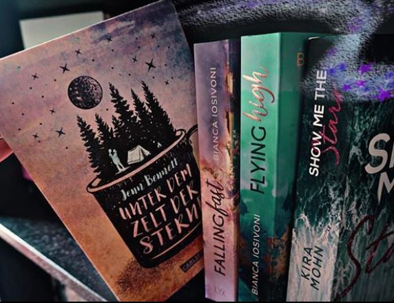 Unter dem Zelt der Sterne – Jenn Bennett
