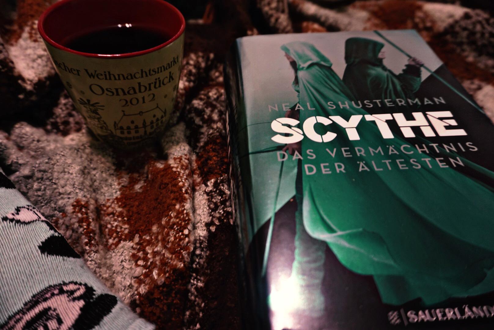Scythe: Das Vermächtnis der Ältesten – Neal Shusterman