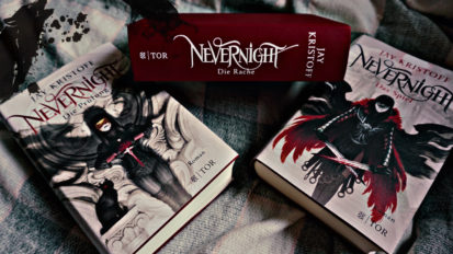 Nevernight – Die Rache