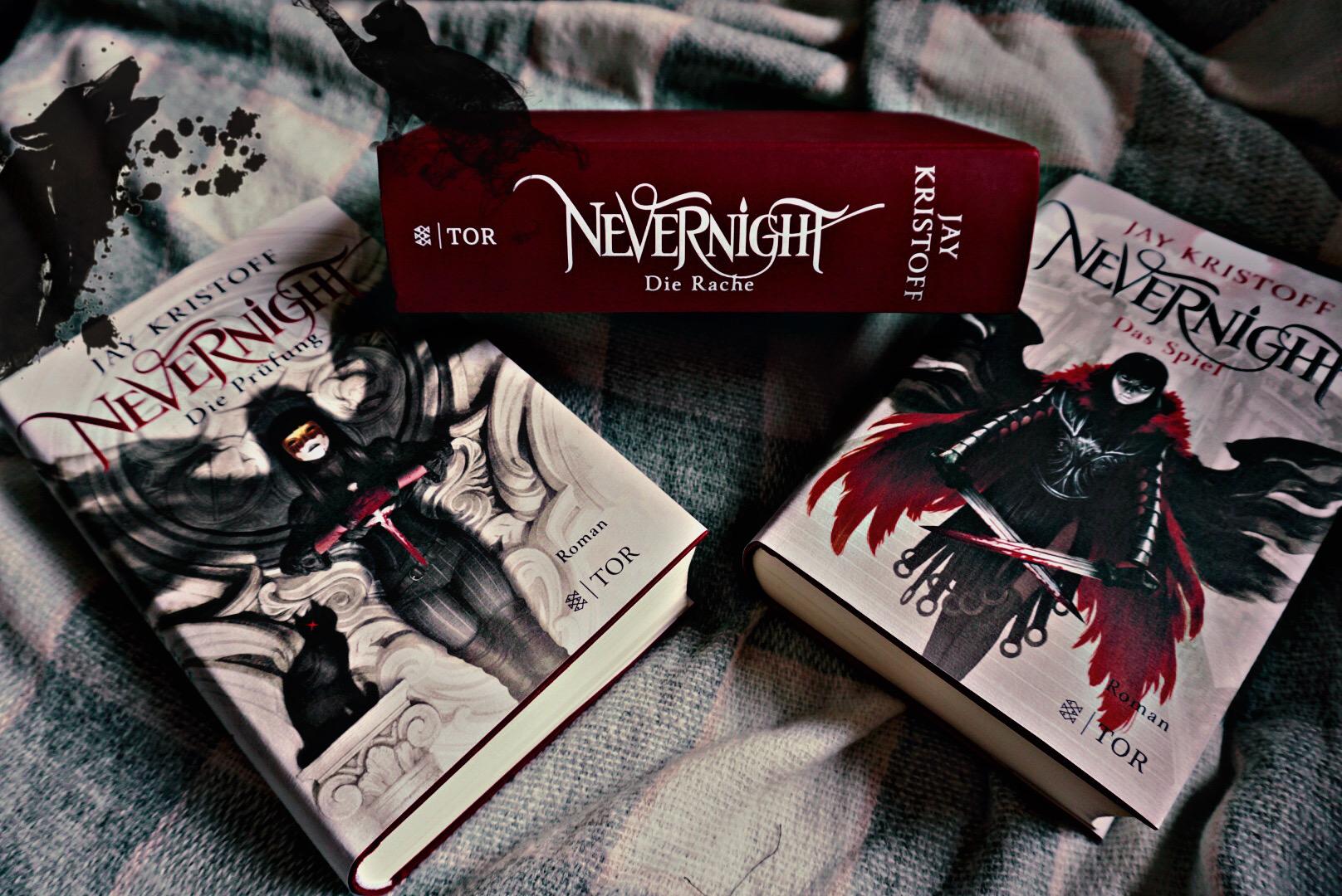 Nevernight: Die Rache – Jay Kristoff
