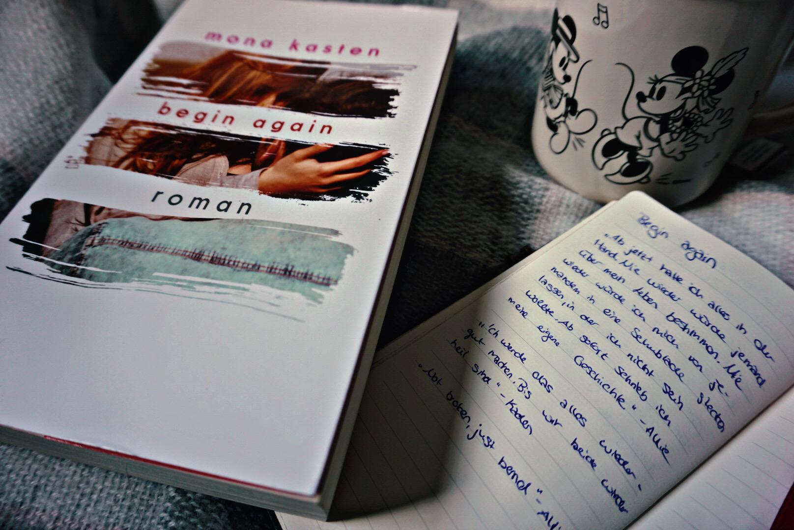 Begin again – Mona Kasten