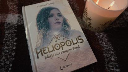 Heliopolis – Magie aus ewigem Sand
