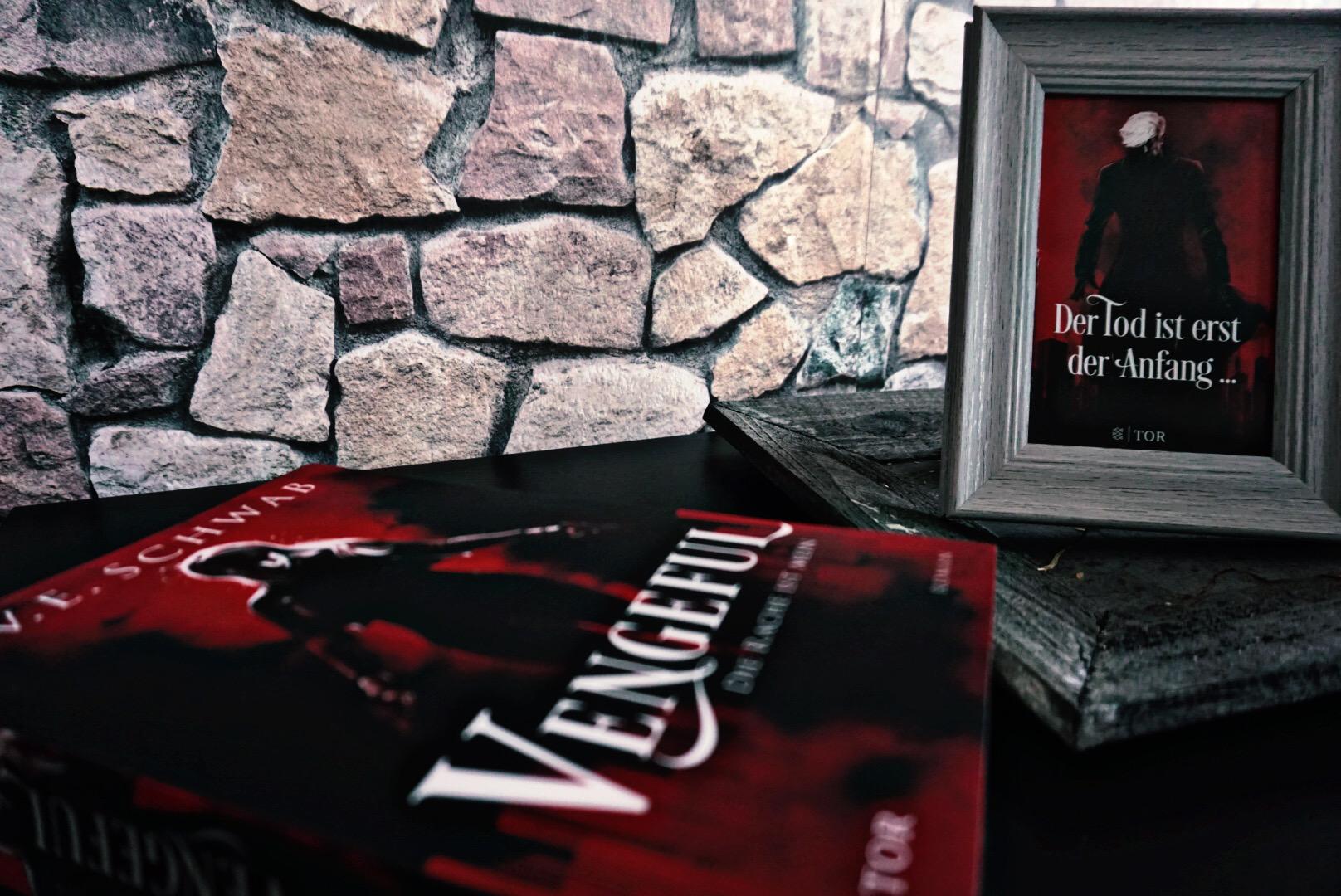 Vengeful: Die Rache ist mein – V. E. Schwab