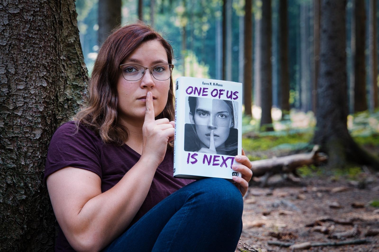 One of us is next – Karen McManus
