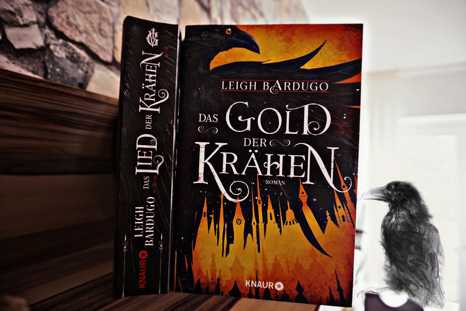 Das Gold der Krähen – Leigh Bardugo