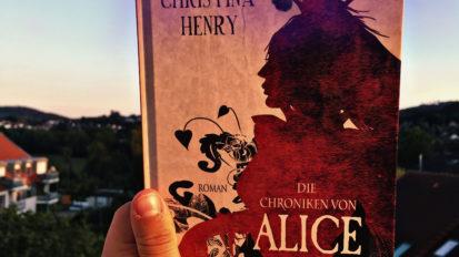 Die Chroniken von Alice – Die schwarze Königin