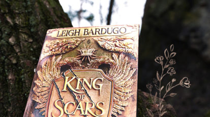King of Scars. Thron aus Gold und Asche