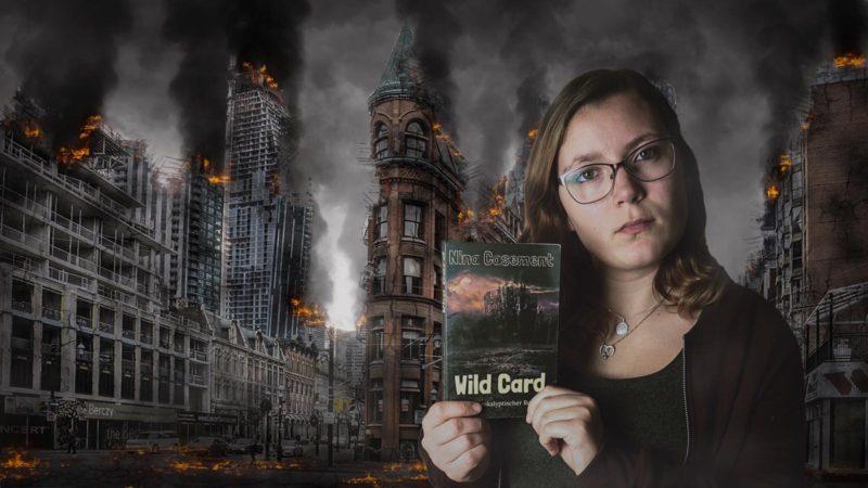 Autoren-Interview mit Nina Casement – Über Meteoriten und andere Katastrophen